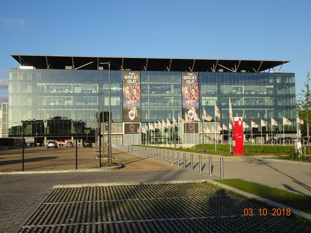 RAFC – Royal Antwerp Football Club, Belgia
