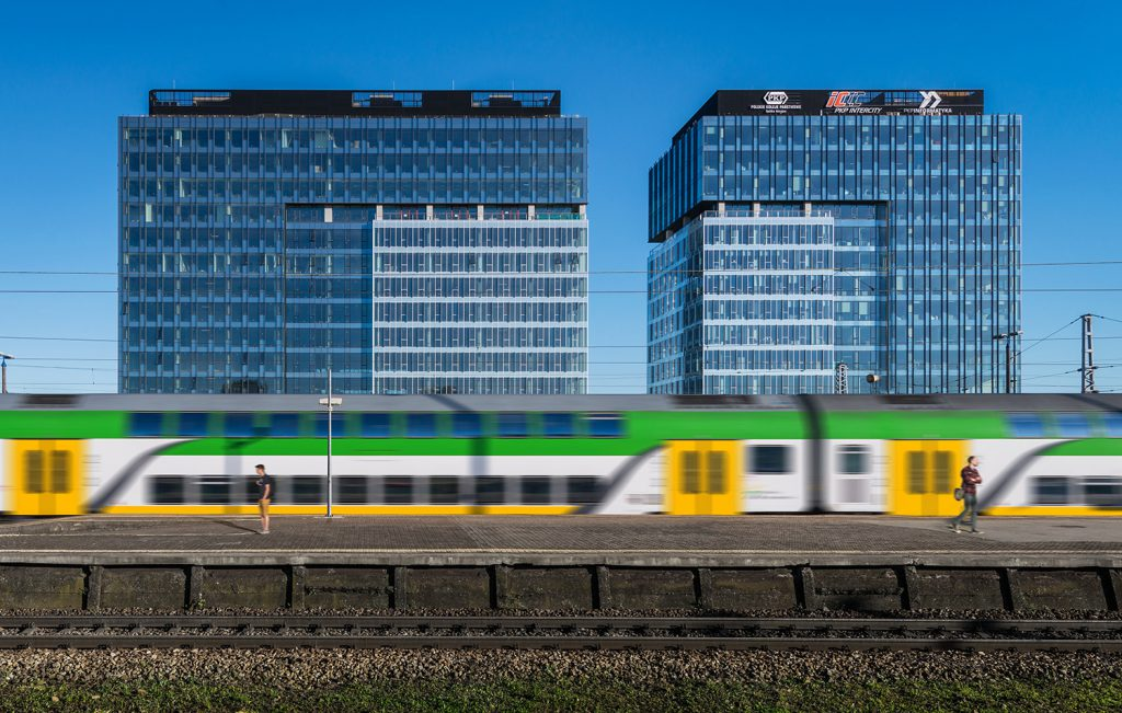 Kompleks West Station, Warszawa